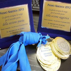 premio nabokov paolo dune