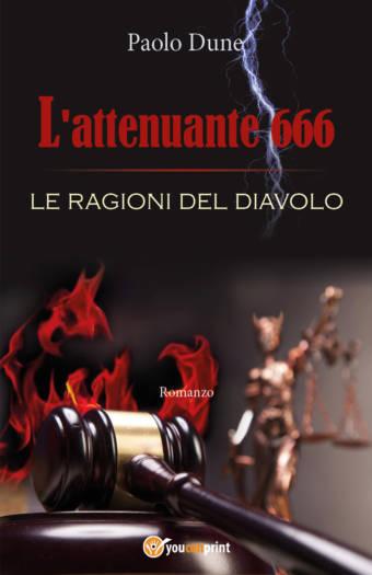 L'Attenuante 666: le ragioni del diavolo libro Paolo Dune
