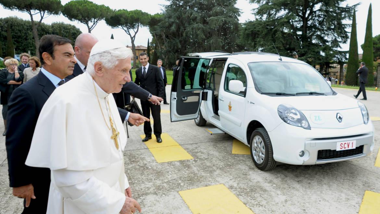 Il Codice della strada Vaticano